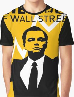 The Wolf of Wall Street - 'The show goes on!' Graphic T-Shirt