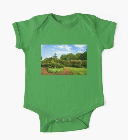 Impressions of London – Gardens at St James's Royal Park One Piece - Short Sleeve