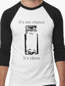 It's Not Cance, It's Chess Men's Baseball ¾ T-Shirt