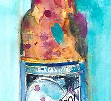BLUE MOON Brewing Co by Dorrie  Rifkin
