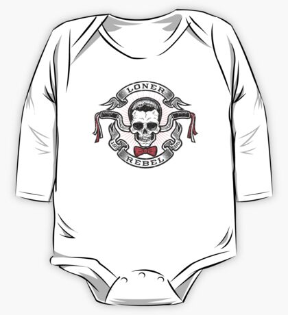 The Rebel Rider One Piece - Long Sleeve
