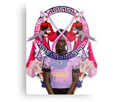 Pretty Thugger Sailor Moon Metal Print