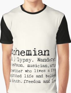 Bohemian Graphic T-Shirt