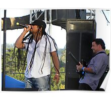 Maxi Priest & Band Poster