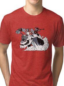 Thunder Tankin' Tri-blend T-Shirt