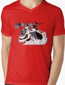 Thunder Tankin' Mens V-Neck T-Shirt