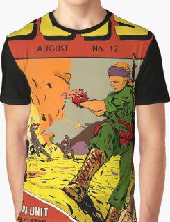 The Boss #12 Graphic T-Shirt