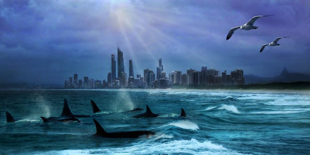 New Atlantis by Cliff Vestergaard