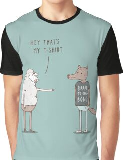 Wolf In Sheep's Clothing Graphic T-Shirt