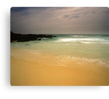 """Beachscape"" ∞ Barragga Bay, NSW - Australia Canvas Print"