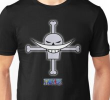 One Piece Edward Newgate 's flag Unisex T-Shirt