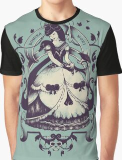 Mrs. Death Graphic T-Shirt