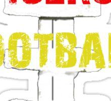 san fran 49ers football Sticker