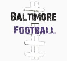 Baltimore Ravens Football by scaird