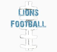 Lions football Kids Clothes