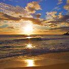 Golden Star Sunset by jyruff