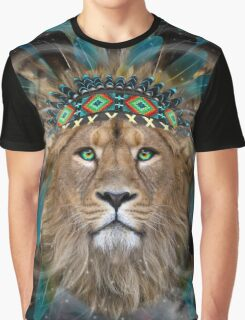 Fight For What You Love (Chief of Dreams: Lion)  Graphic T-Shirt
