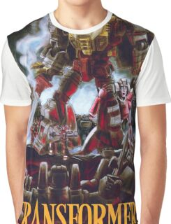 Army of Grimlock Graphic T-Shirt