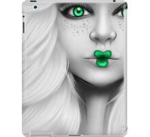 Dolly - Green iPad Case/Skin