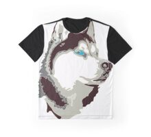 Husky  Graphic T-Shirt