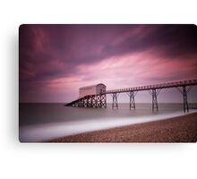 Selsey Lifeboat Station Canvas Print