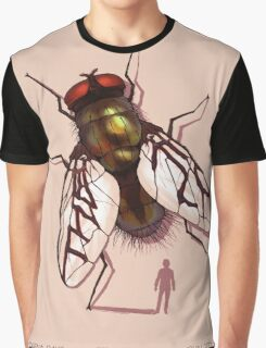 David Cronenberg's The Fly Graphic T-Shirt