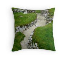 Skara Brae Throw Pillow