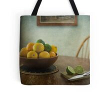 Citrus Tote Bag