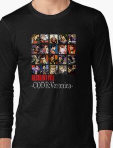 Code veronica X Long Sleeve T-Shirt