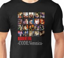 Code veronica X Unisex T-Shirt