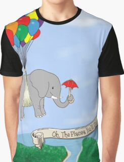 OH TO EXPLORE! Graphic T-Shirt