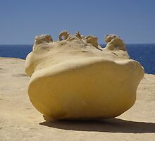Gozo Rock by VolkerPA