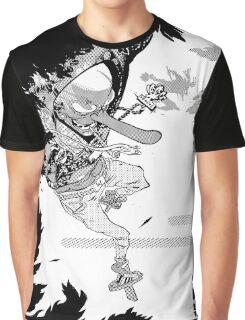 Classic D-pi Tengu design  Graphic T-Shirt