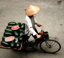 Watermelon to go by Georgina   Friend