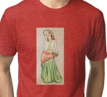 Apple collecting Tri-blend T-Shirt