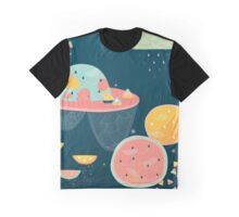 When You Wish Upon A Watermelon Graphic T-Shirt
