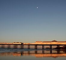 Brighton Pier at Sunrise by Christian Williams