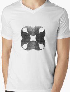 Hotel Leamington - Black Mens V-Neck T-Shirt
