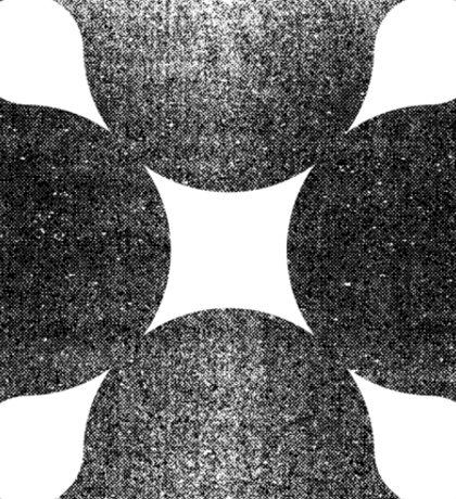 Hotel Leamington - Black Sticker