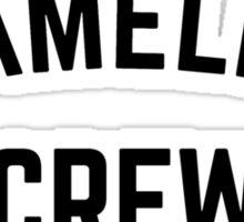 Shameless Crew Sticker