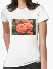 Happy, Fragrant Roses - Impressions of June T-Shirt