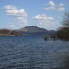 Conic Hill As Seen From Luss, Loch Lomond, Scotland by MagsWilliamson