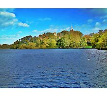 Linlithgow Palace Scotland Photographic Print