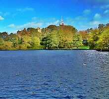 Linlithgow Palace Scotland by youmeus