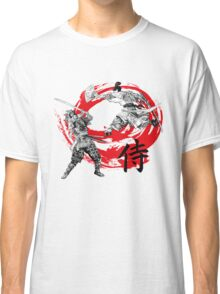 Samurai Warriors Classic T-Shirt