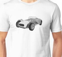 Lotus 7                 No number plate Unisex T-Shirt