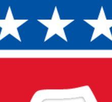 I love Hillary Clinton 2016 Sticker