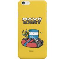Mayokart - It's-a me, Mayo! iPhone Case/Skin
