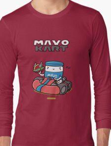 Mayokart - It's-a me, Mayo! Long Sleeve T-Shirt
