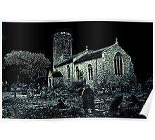 St John the Baptist, Morningthorpe Poster